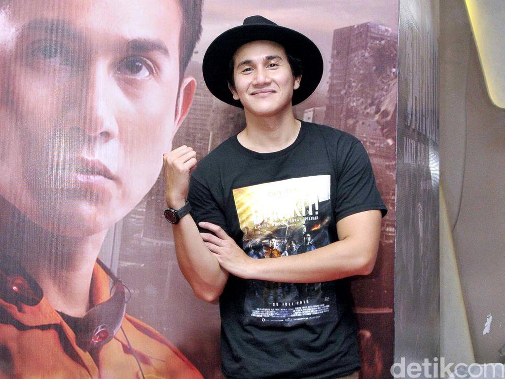 Vino G Bastian Jadi Anggota Tim SAR di Film Terbaru