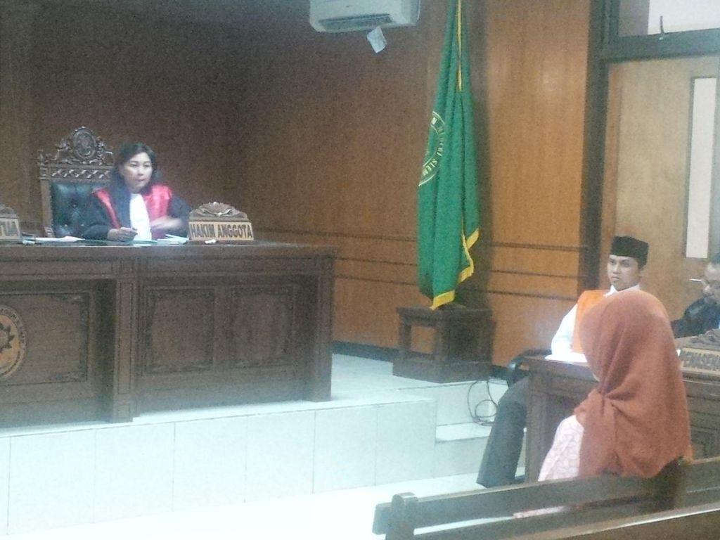 Sidang Kasus Penculikan, dr Rica Ceritakan Proses Gabung ke Gafatar