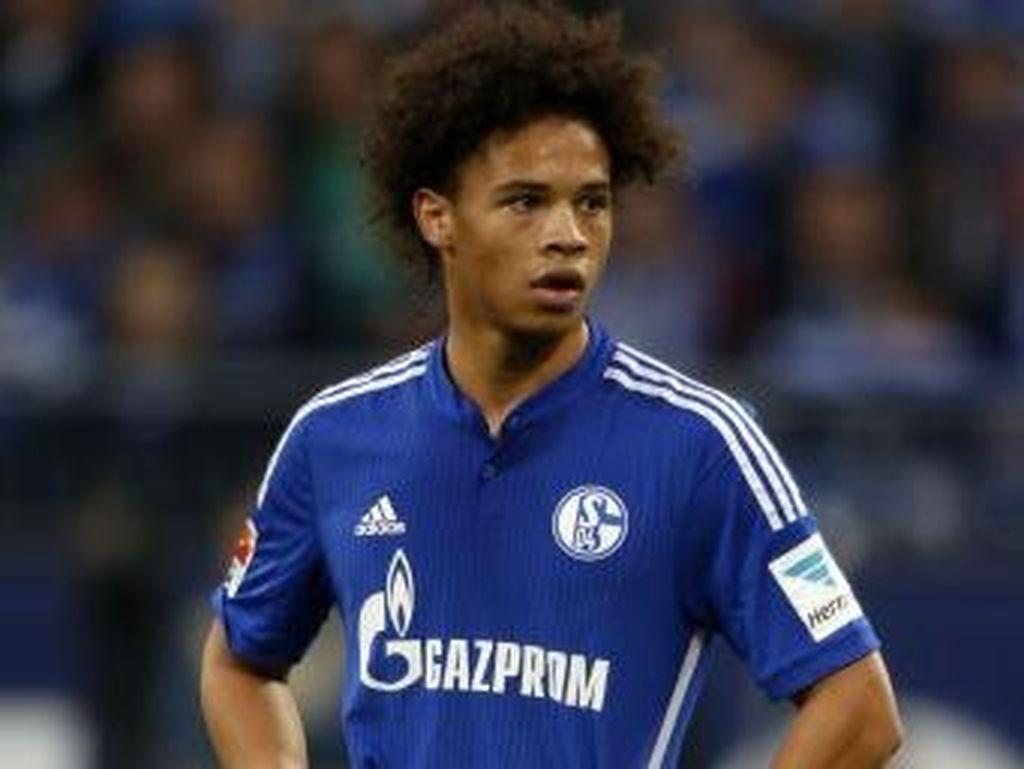 Schalke: Sane Minta Dijual