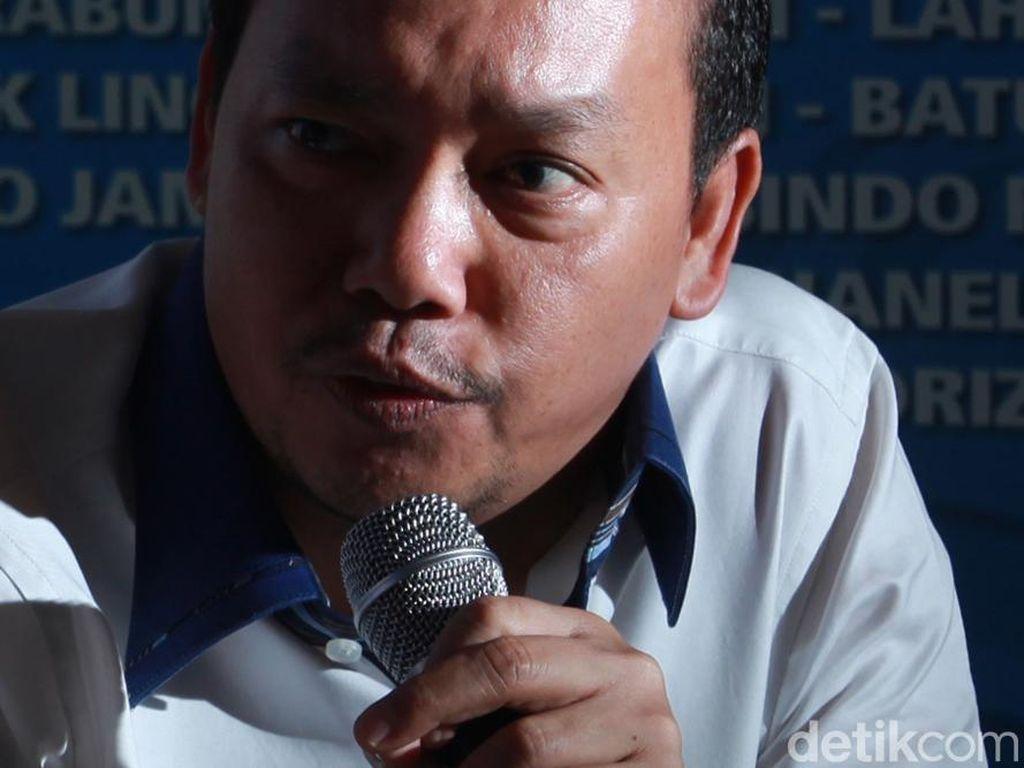 Ramadhan Pohan Dijebloskan ke Lapas Tanjung Gusta Medan