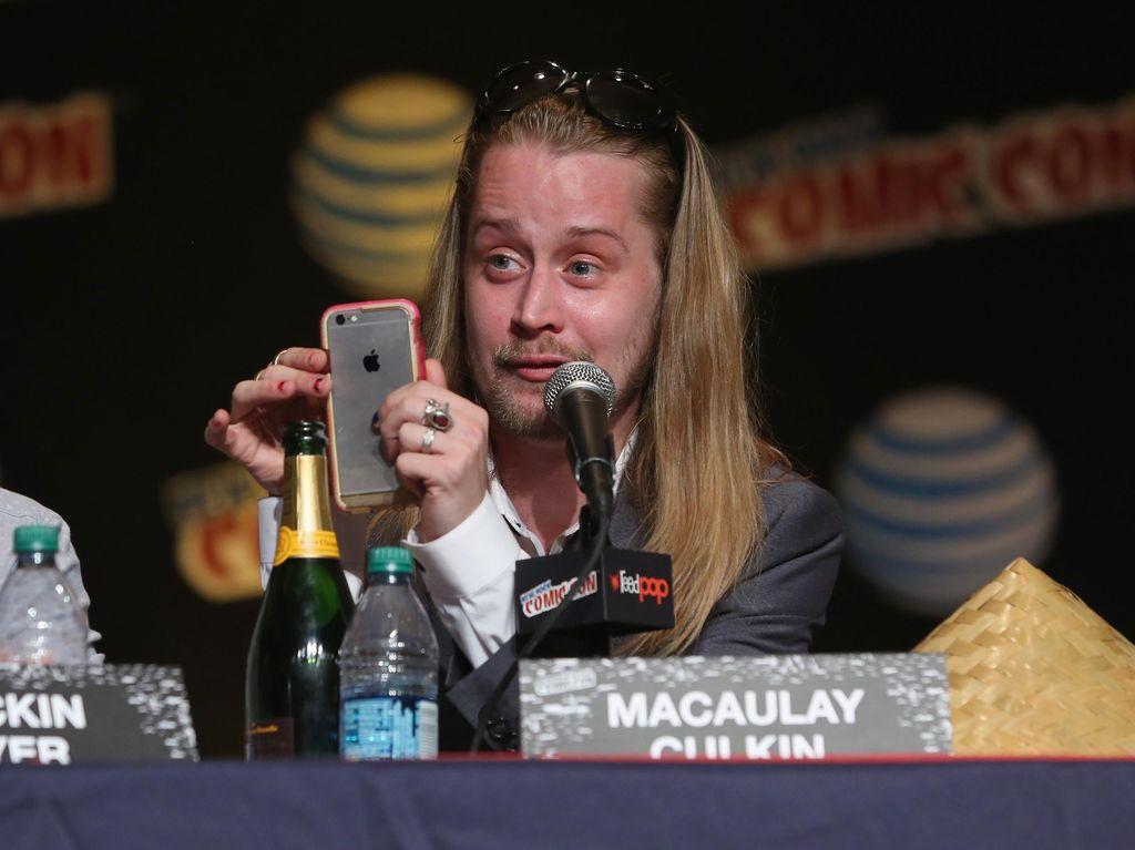 Ingin Main di Fantastic Beasts, Macaulay Culkin Minta ke J.K Rowling