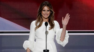 Sebut Melania Trump Pelacur, Jurnalis AS Minta Maaf