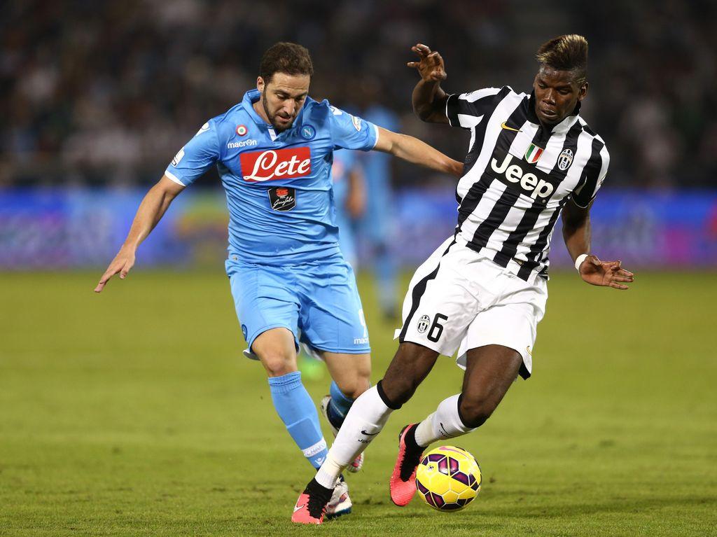 Totti Komentari Kabar Kepindahan Higuain ke Juventus