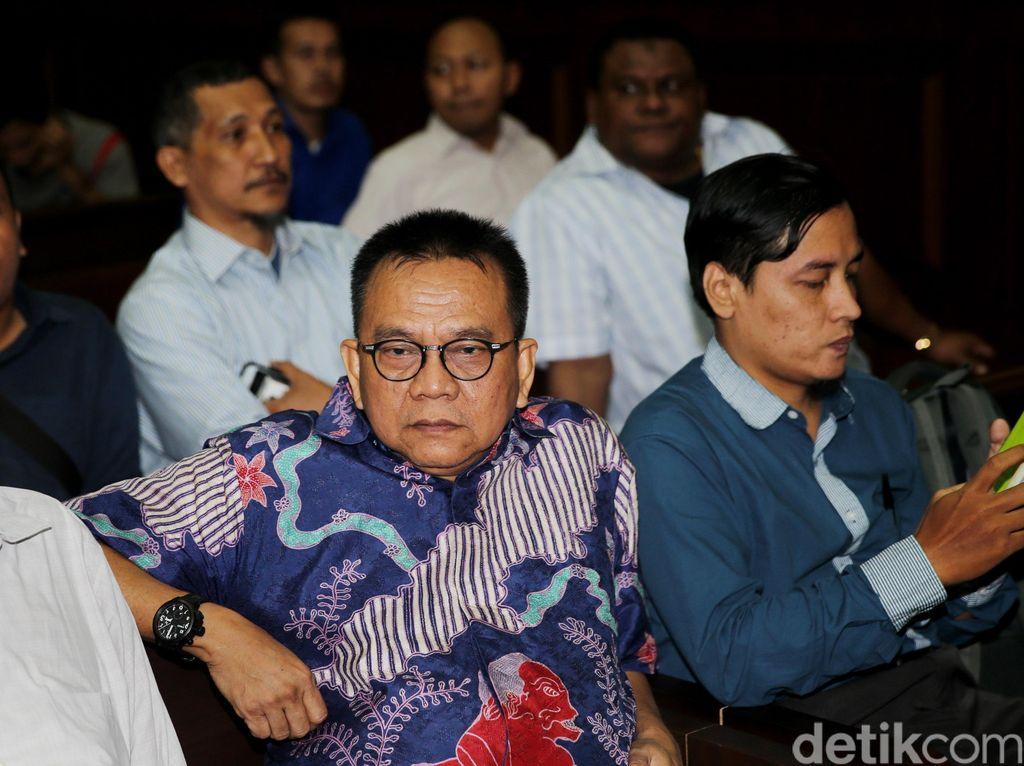 M Taufik Maju, Prabowo Bilang Belum