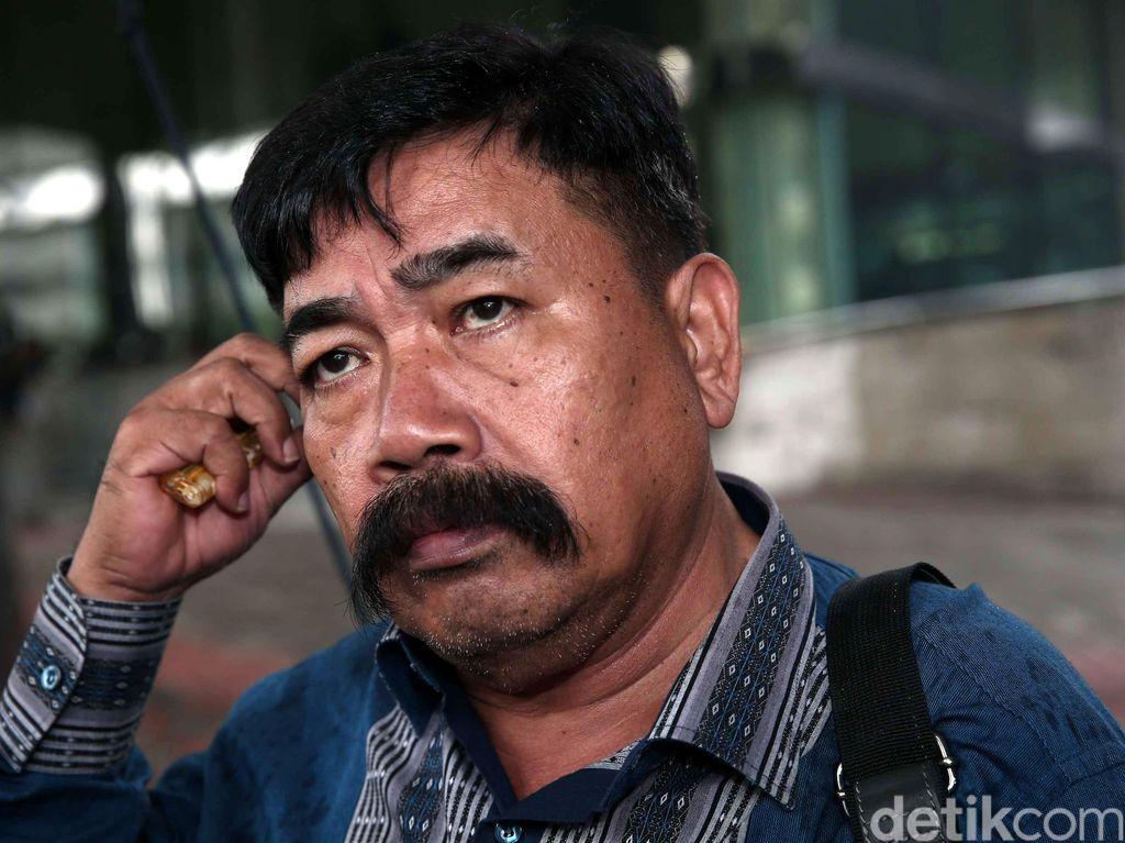 Anggota DPRD Sumut Sampang Malem Diperiksa KPK