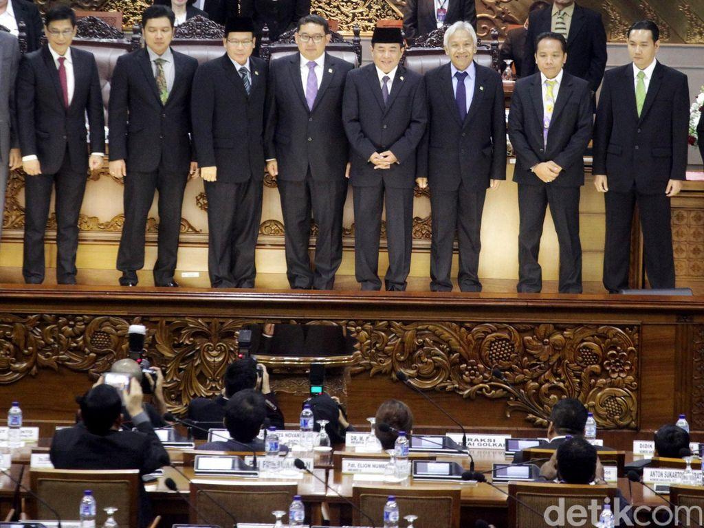 DPR Sahkan 9 Komisioner Baru KPI