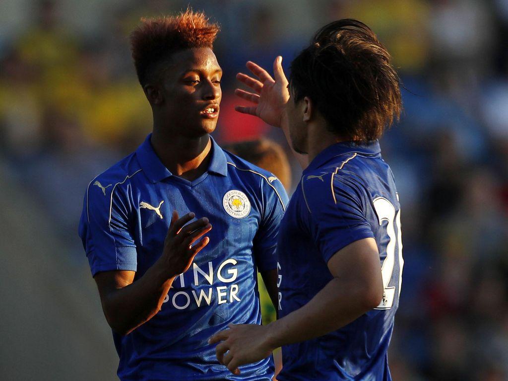 Leicester Tundukkan Oxford United 2-1