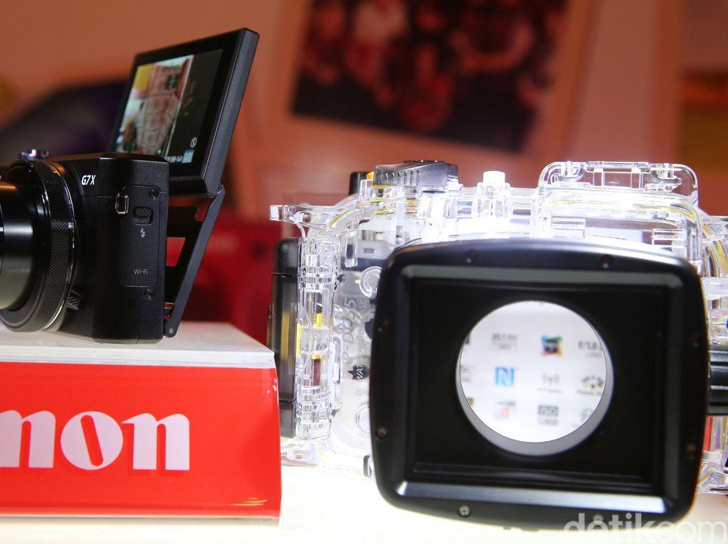 Canon Rambah Bisnis Sensor Kamera?