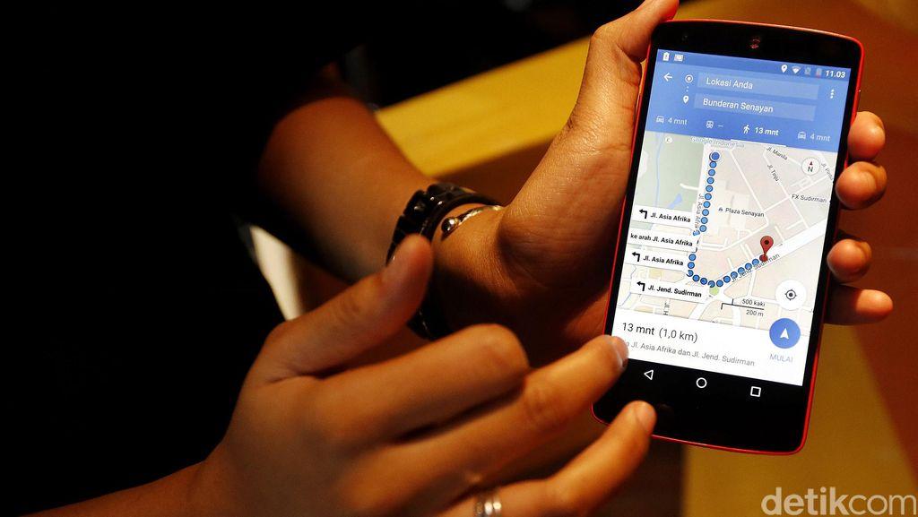 Menebak Alasan Google Maps Abaikan Palestina