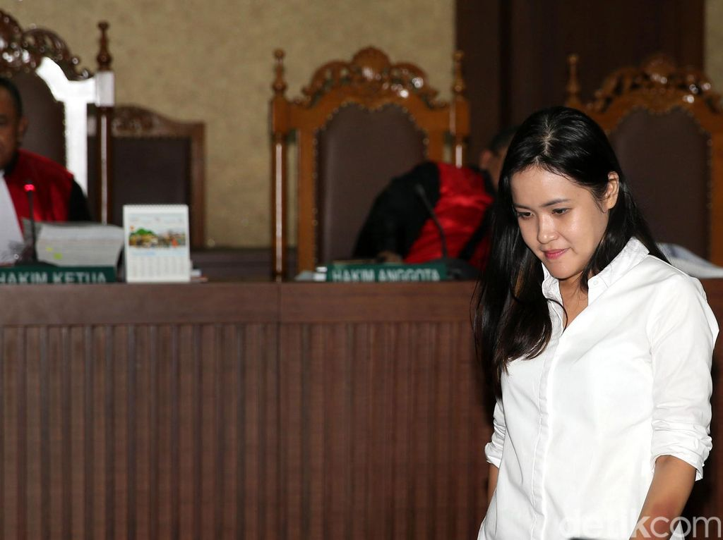 Pupusnya Upaya Luar Biasa Jessica Wongso