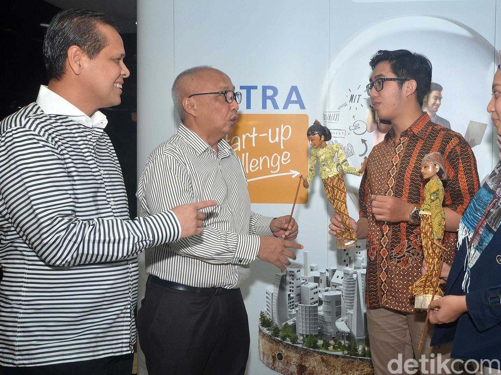 Astra Gelar Start-Up Challenge