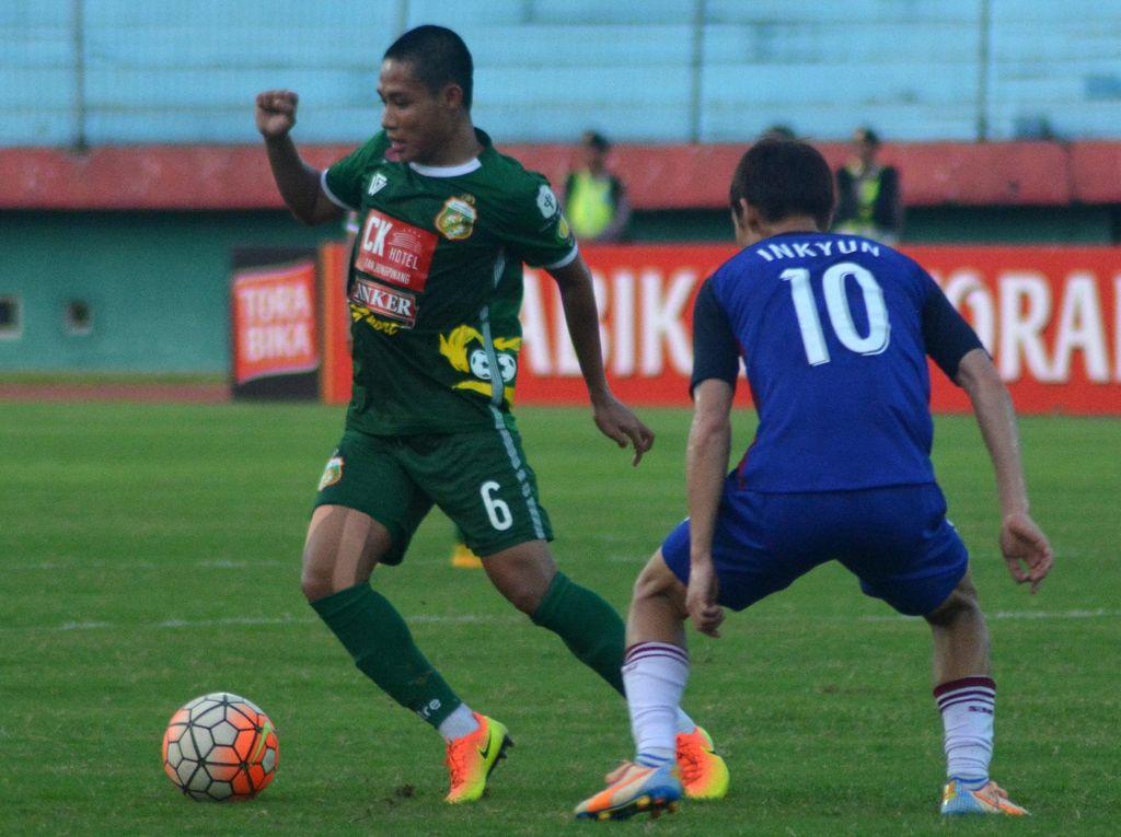 Pelatih Gresik United Puji Evan Dimas