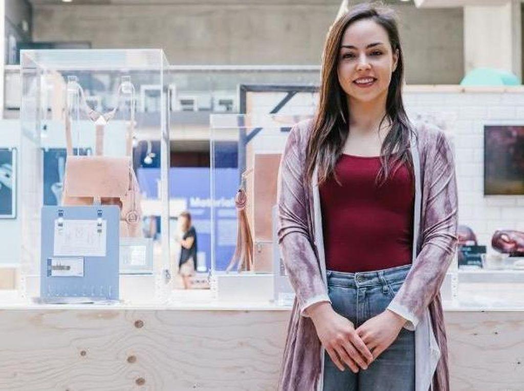 Mahasiswa Fashion Ini Berniat Buat Tas dari Kulit Mendiang Alexander McQueen