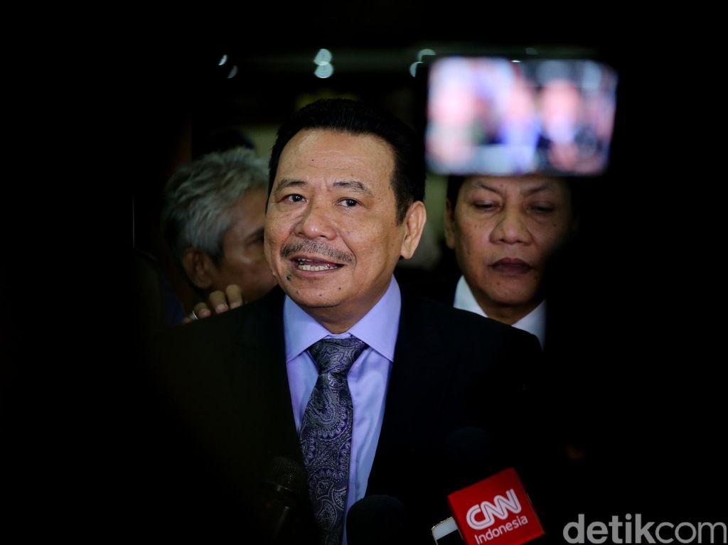 Otto Hasibuan Pimpin Tim Kuasa Hukum Prabowo-Sandi Ajukan Gugatan ke MK