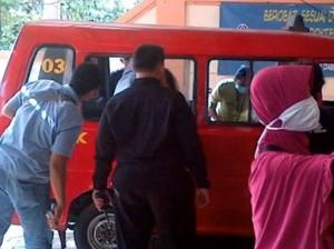 Nyawa Aminah dan Bayinya Tak Tertolong Meski Ditangani Dokter di Angkot
