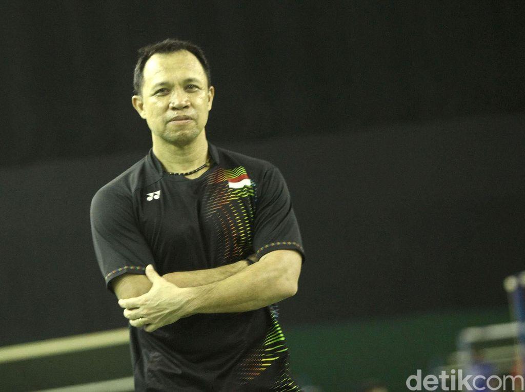 Soal Status Magang Tontowi Ahmad, Richard Mainaky Juga Kaget