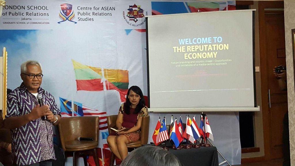 ASEAN Talks di LSPR Jakarta