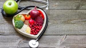 Tak Cuma Bisa Turunkan Bobot, Diet Vegetarian Juga Turunkan Risiko Penyakit