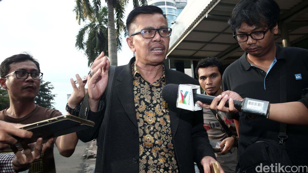 Majelis Hakim Saipul Jamil Diperiksa KPK