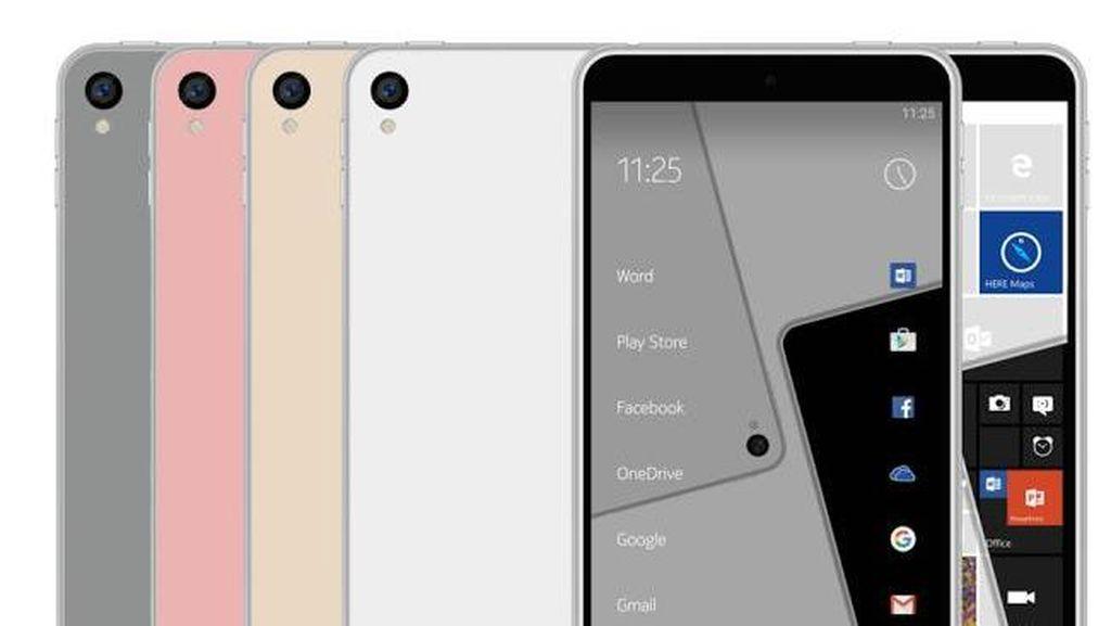 Blak-blakan Soal Ponsel Android Nokia