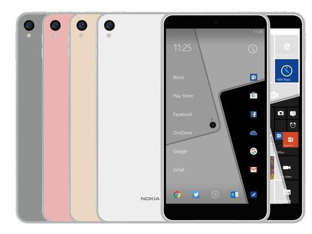 Ini Dia Sosok yang Bertugas Bangkitkan Nokia