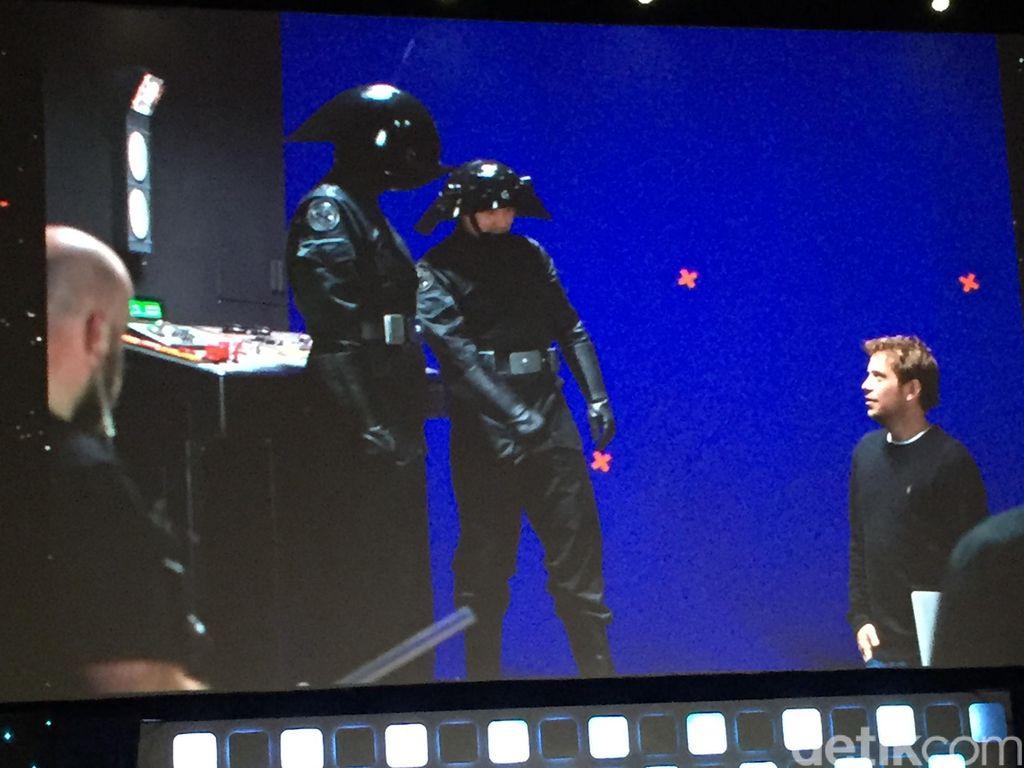 Ketika Para Sutradara Star Wars Ikutan Pakai Kostum