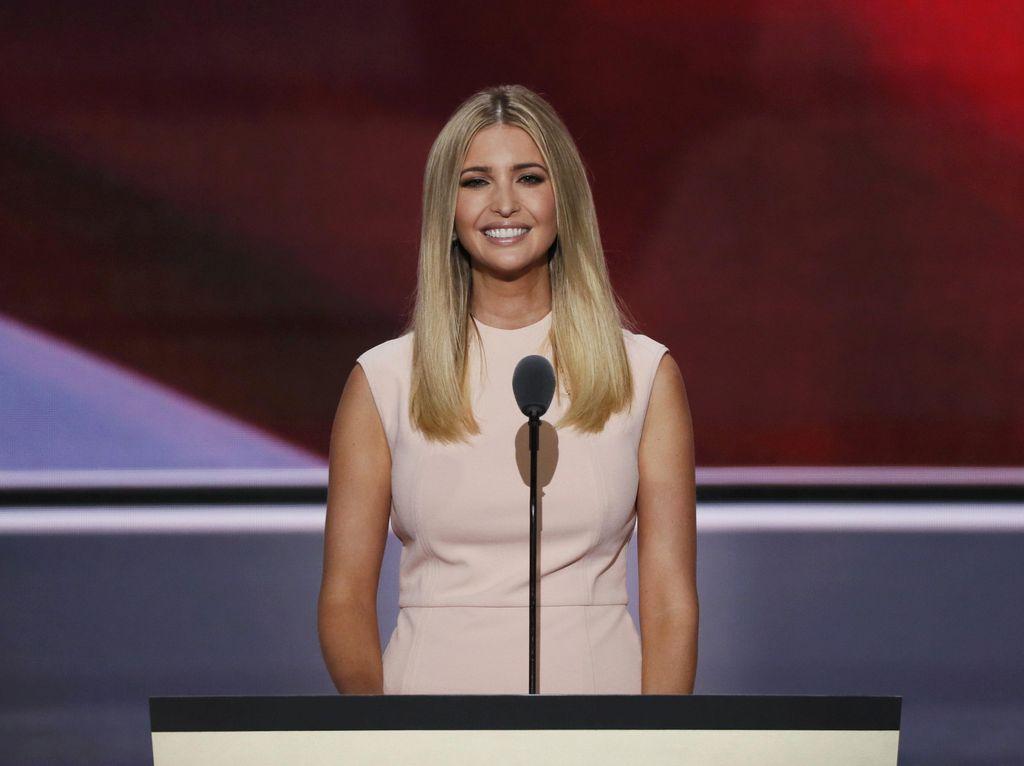 Ivanka Trump Tepis Rumor Gantikan Haley Jadi Dubes AS untuk PBB