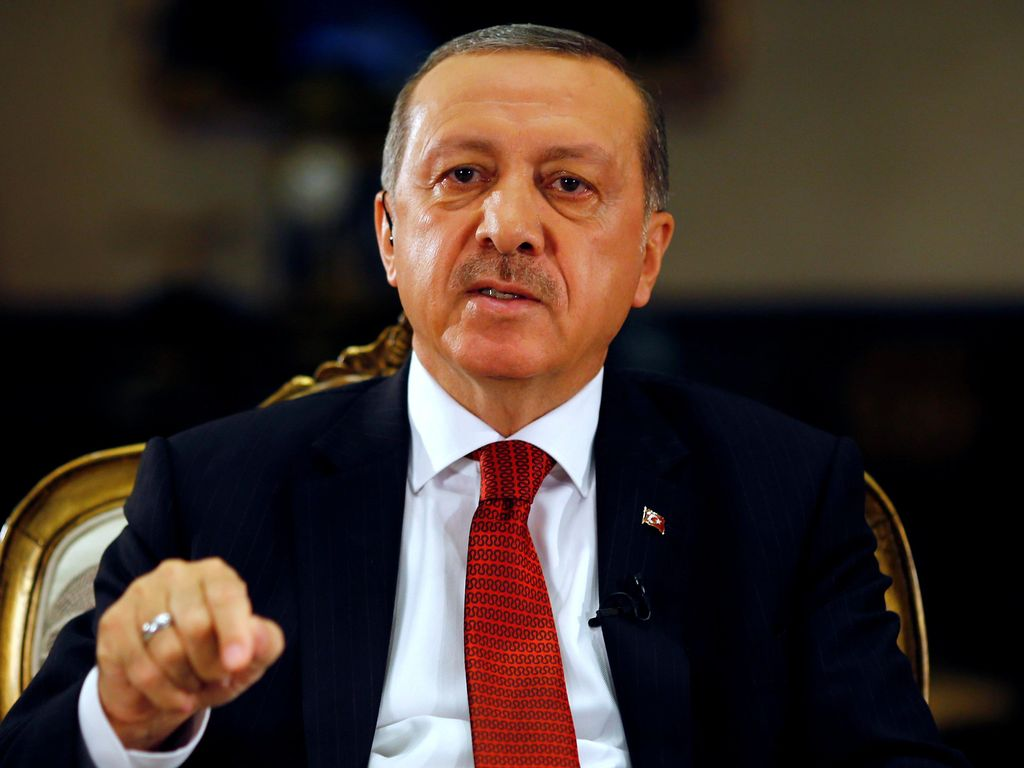 Erdogan Sebut Israel Negara Teroris, Netanyahu Balik Mengecam