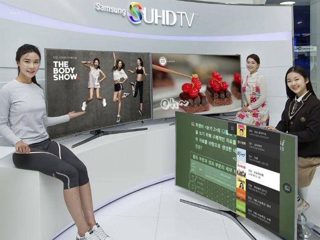 Samsung Dorong Smart TV Plus, Apa Itu?