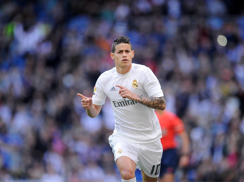 """Bandar Poker - James Rodriguez Akan Bertahan Di Real Madrid"""