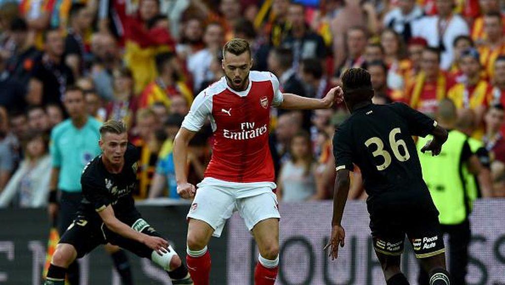 Arsenal Awali Pramusim dengan Hasil Imbang