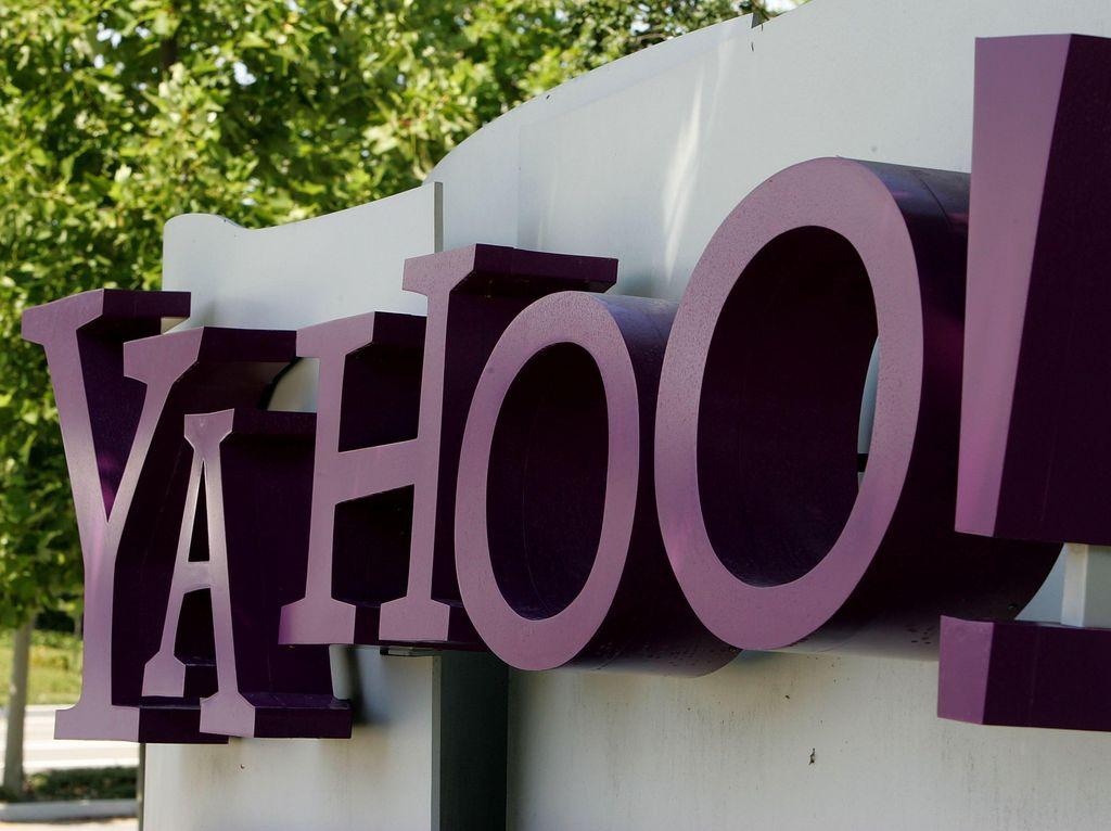 Yahoo Tepis Kabar Bocorkan Email Pengguna