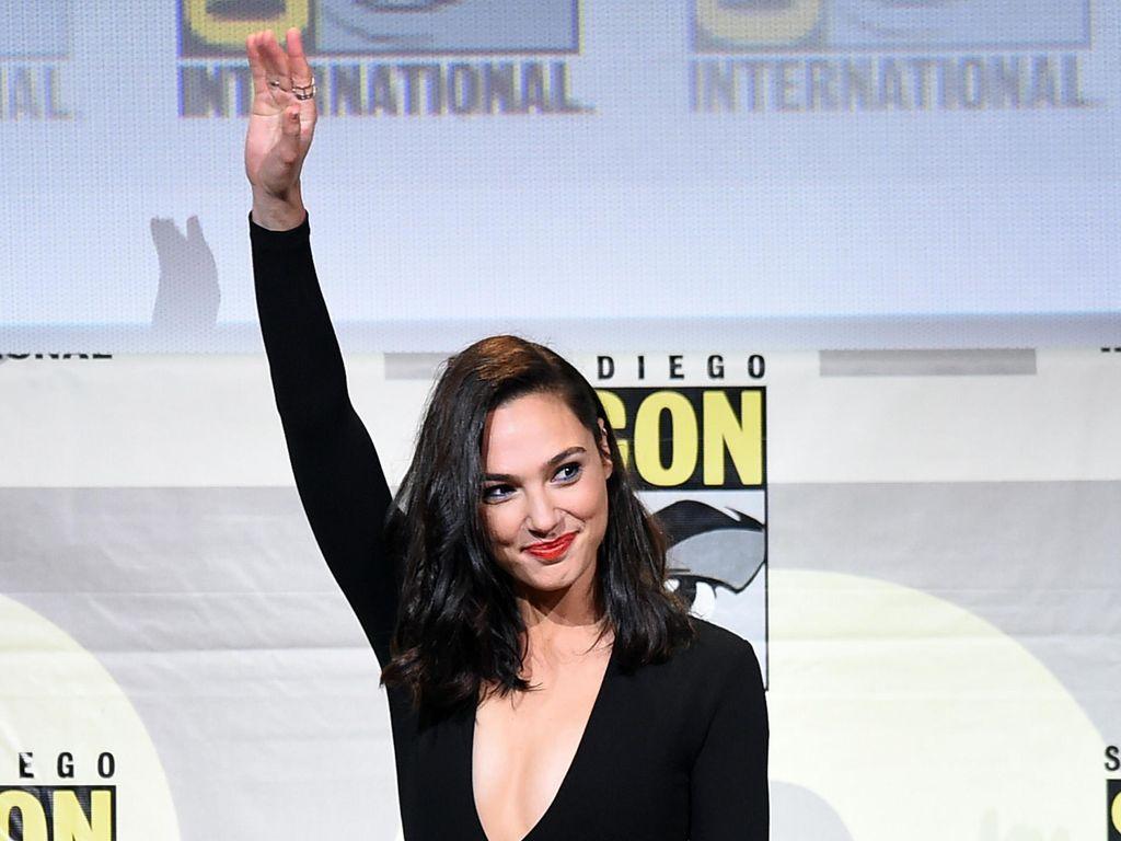 Bintangi Wonder Woman, Gal Gadot Terinspirasi Putri Diana