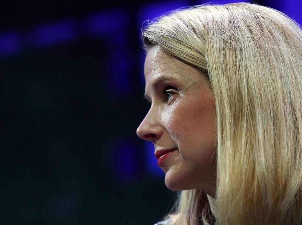 Mantan Karyawan: CEO Cantik Yahoo Tak Pantas Disalahkan
