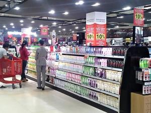 Diskon Peralatan Mandi Hingga 20% di Transmart Carrefour