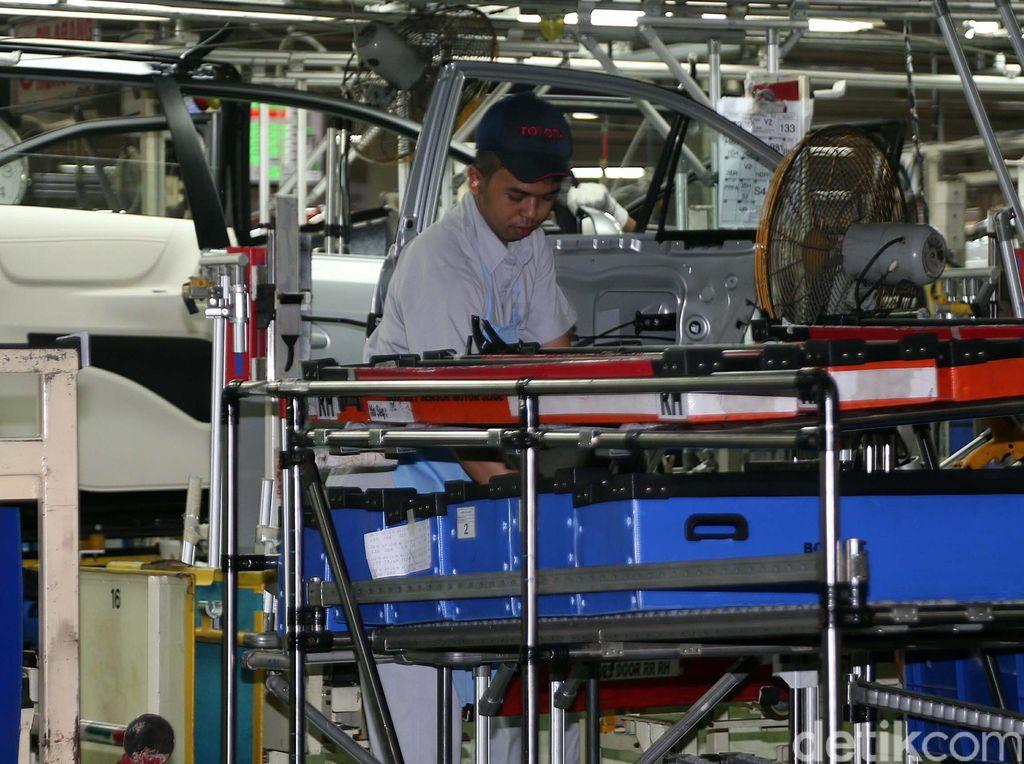 Krisis Chip Global, Produksi Mobil di Indonesia Sudah Terimbas?