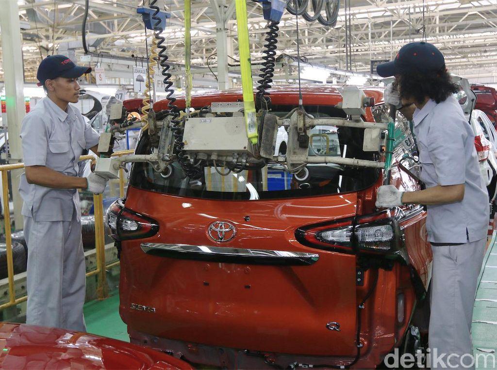 Toyota Suka Presiden yang Pro Lokal