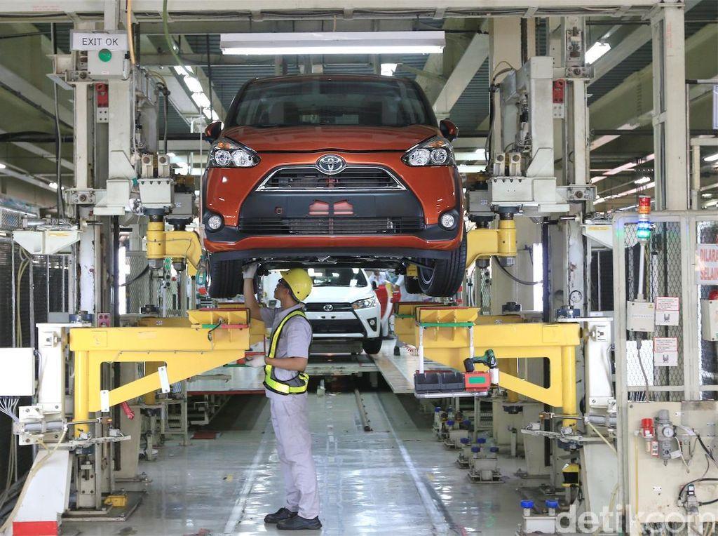 Toyota Indonesia Kembali Setop Produksi Sementara, Kini Sampai 1 Juni