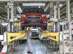 Menperin: Toyota Investasi Rp 28 T, Mulai Produksi Mobil Listrik Tahun 2023