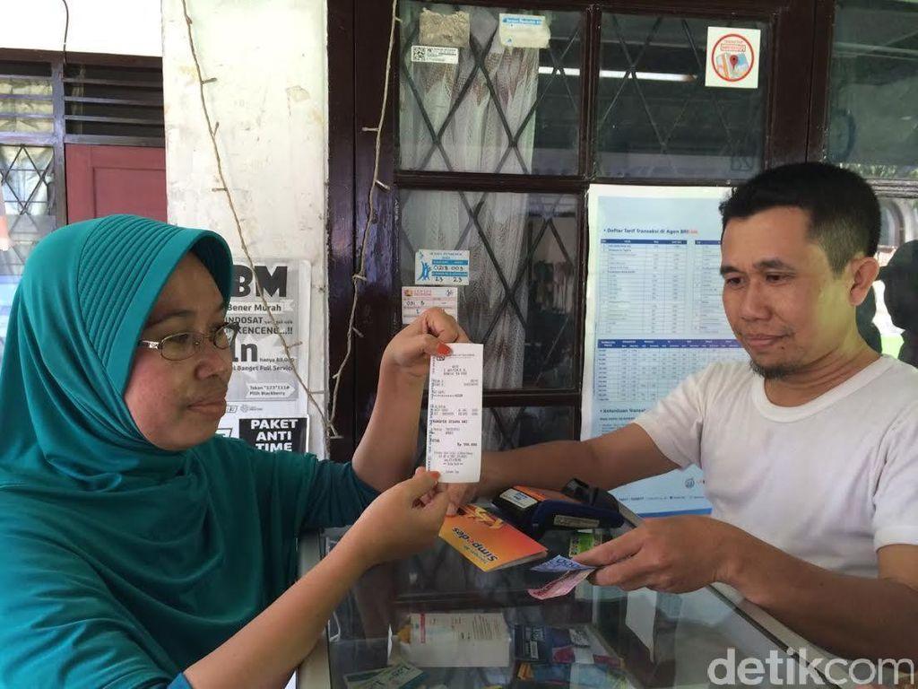 Sasar Warga Desa, Ini Sederet Layanan Nabung Tanpa ke Bank