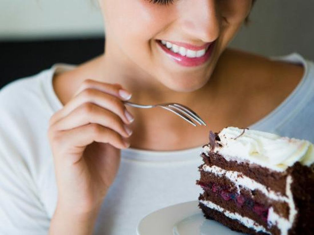 Ngidam Makanan yang Manis-manis? Bisa Jadi Kamu Depresi