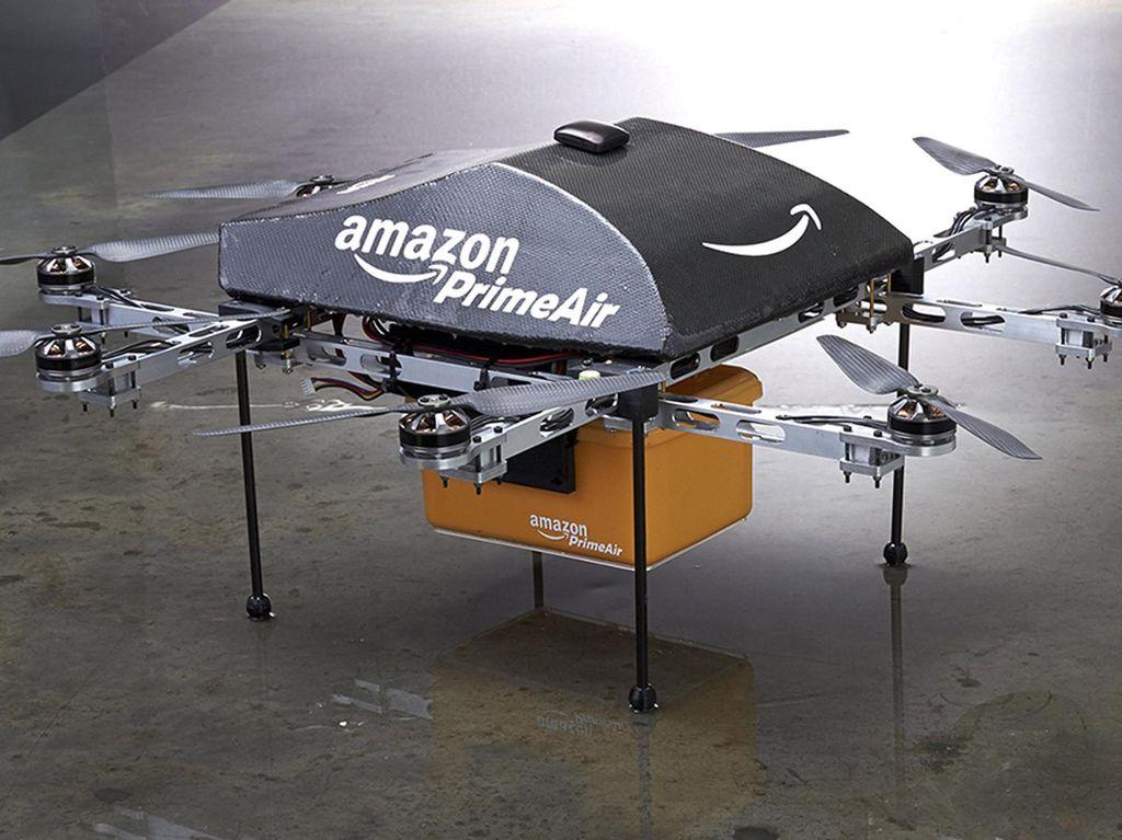 RI Bidik Amazon Lewat Kerja Sama Ekspor dengan Kanada