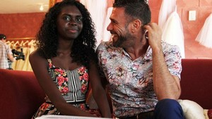 Magnolia Maymuru, Kontestan Miss World Australia dari Komunitas Aborigin