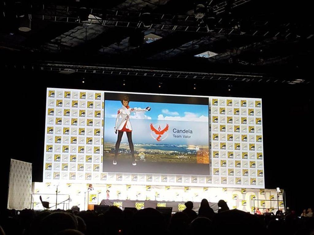 Buka-bukaan Juragan Pokemon Go di Comic-Con