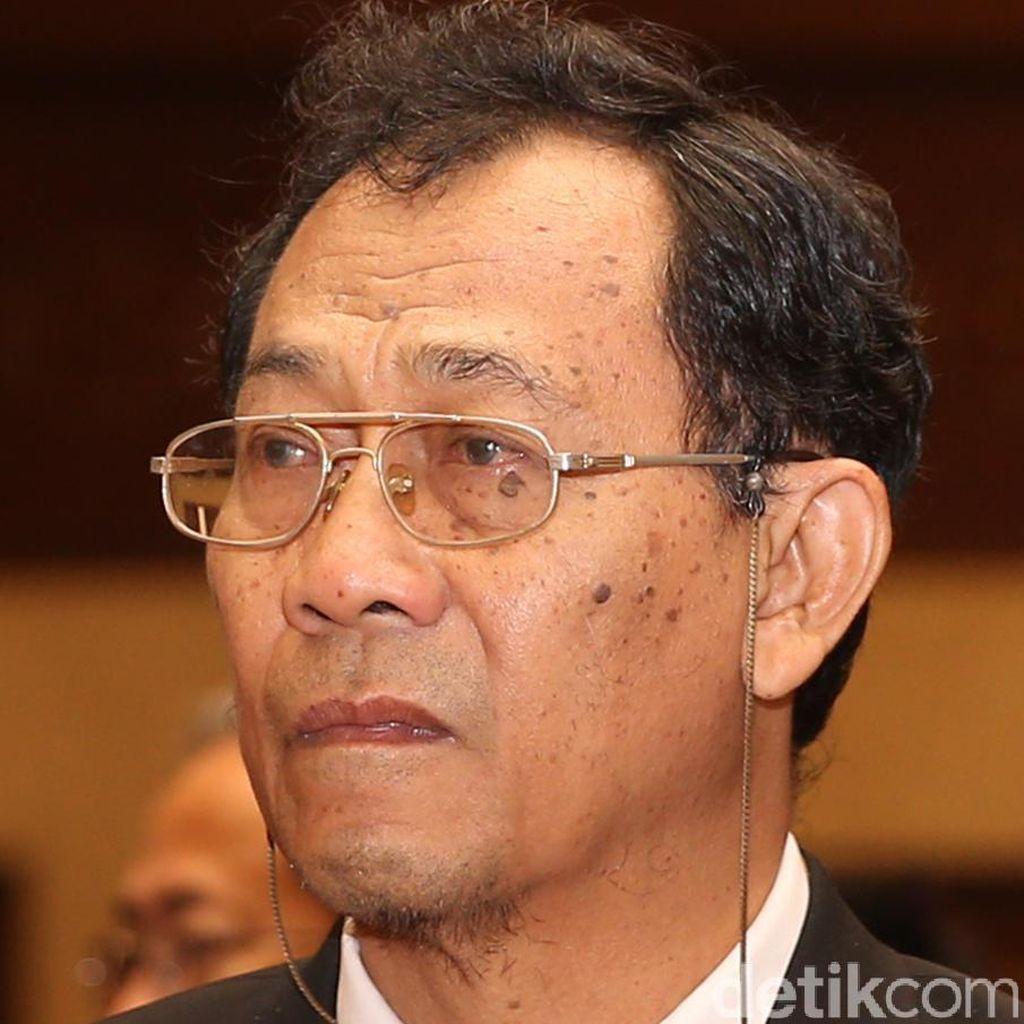 Sri Bintang Pamungkas Ditahan di Polda Metro Jaya Atas Dugaan Makar