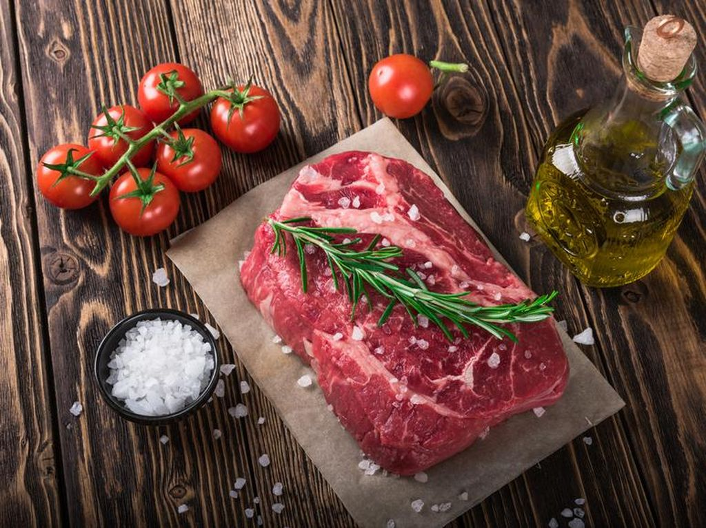 Inilah 5 Bahan Makanan yang Paling Sering Dipalsu