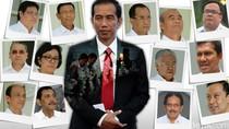 Dalam Dua Tahun, Jokowi Tiga Kali Rombak Kabinet