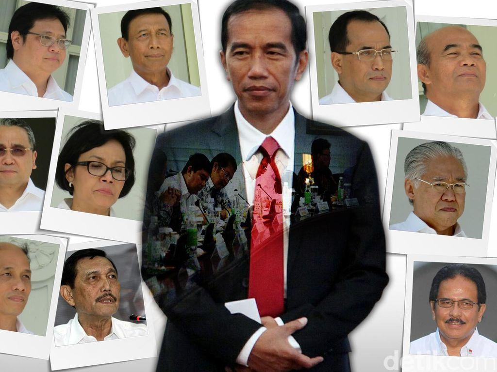 PPP Tanggapi Saran JK ke Jokowi soal Kabinet: Intinya Proporsionalitas