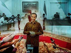 Ramai-ramai Tepis Isu Reshuffle Kabinet Jokowi