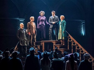 Keliling Dunia, Harry Potter and the Cursed Child Sambangi Tokyo di 2020